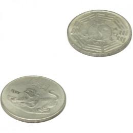 Монета с животными (в ассортименте)
