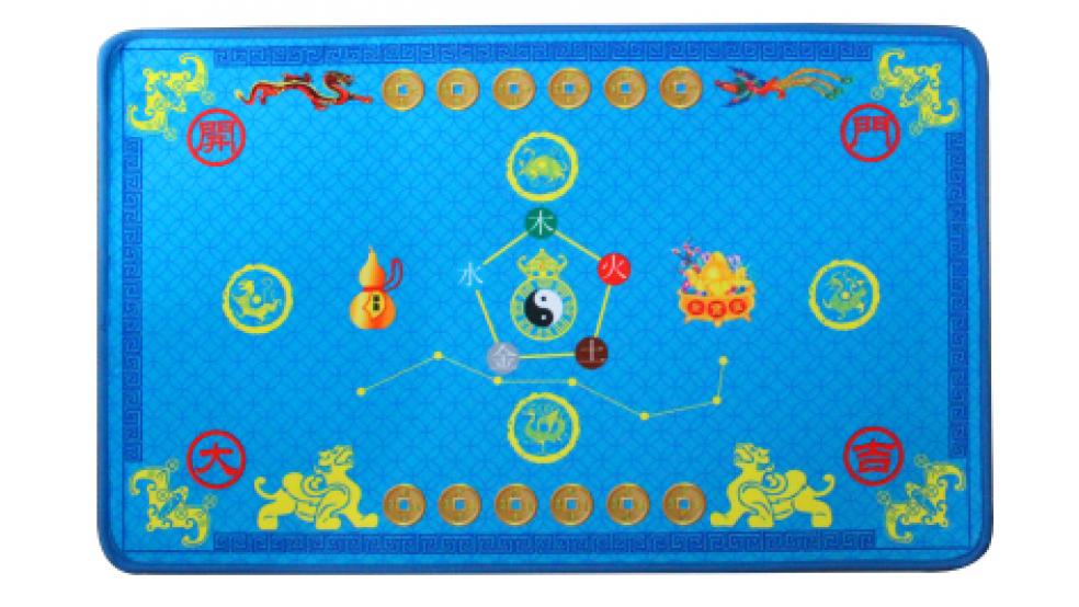 Синий коврик (нейтрализация звезды 7 и 5 )