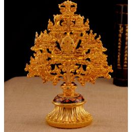 Дерево Восьми Символов процветания для 8-ки