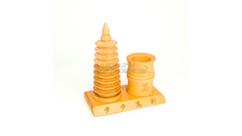 Пагода деревянная