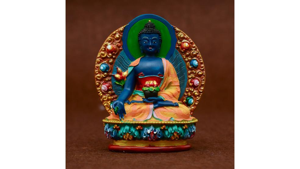 Будда Медицины  для здоровья и исцеления