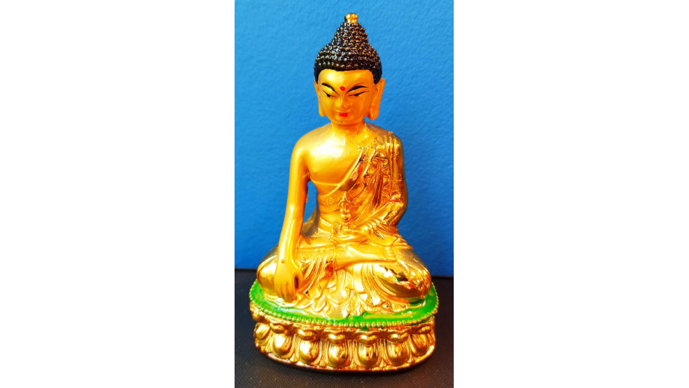 Будда Шакьямуни фигурка Средняя