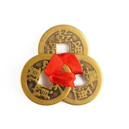 Связка из 3-х монет (малая) для кошелька