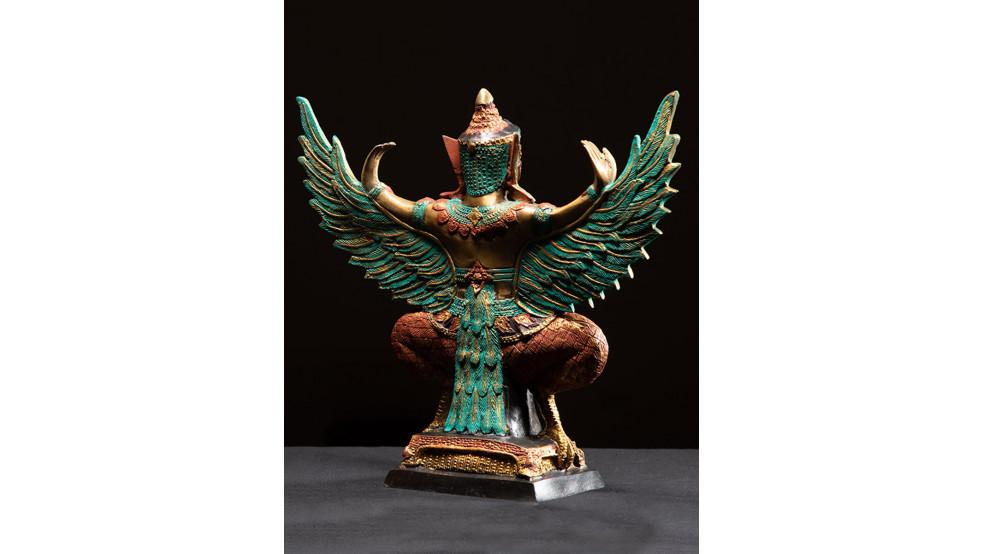 Гаруда статуя ручной работы