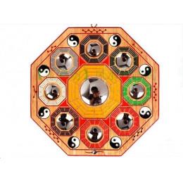 Зеркало Багуа 9 дворцов