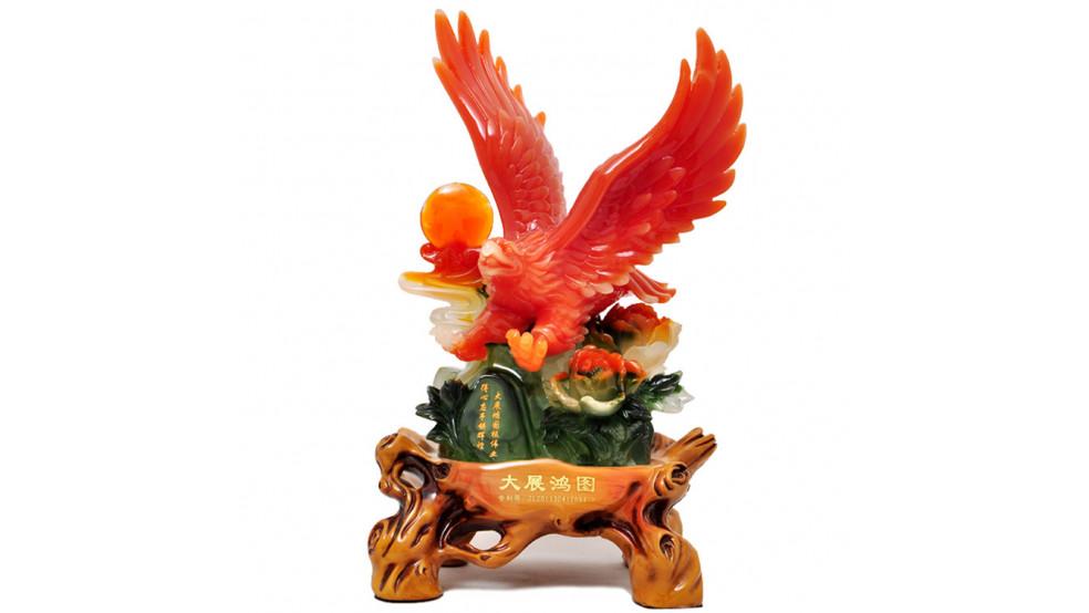Красный Орел от 3-ки конфликтов и конкурентов