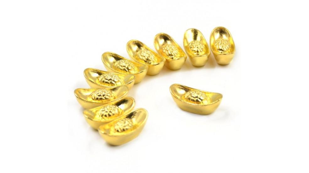 Золотой слиток (малый)